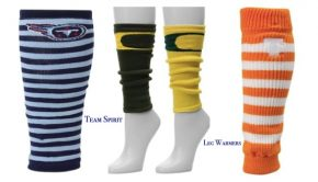 Team Spirit Leg Warmers