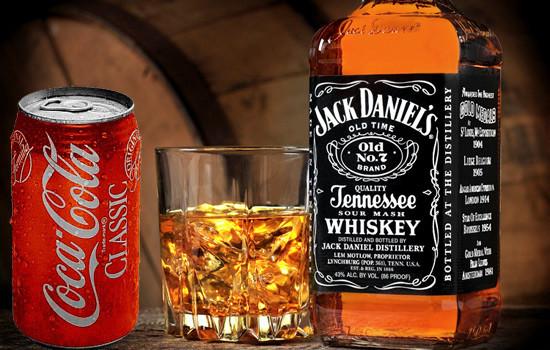 Jack Daniels & Coke