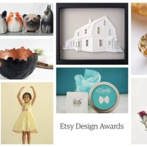 GreatGets Top 10 Etsy Design Award Finalists