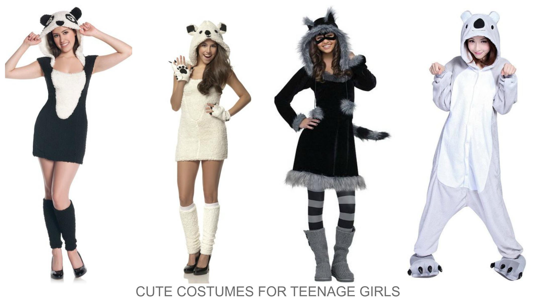 CUTE COSTUMES FOR TEENAGE GIRLS