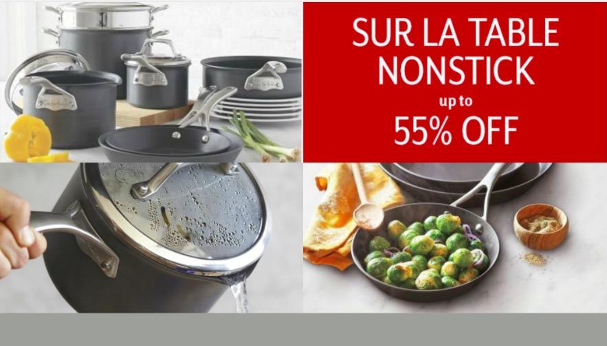 Sur La Table Cookware Sale
